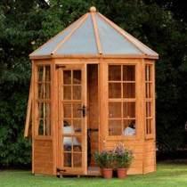 chiltern octagonal summerhouse 2.4 x 1.8